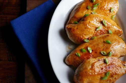 Succulent Grilled BBQ Chicken