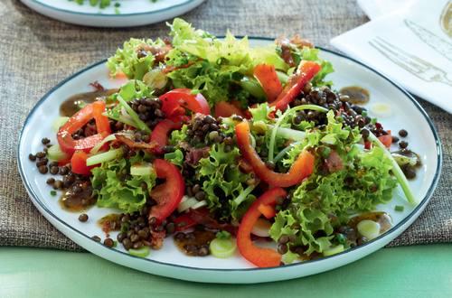 Knorr - Linsen-Paprika-Salat
