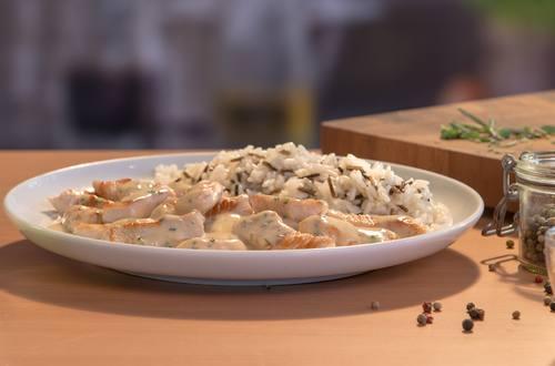Knorr - Mediterranes Kräuter-Geschnetzeltes