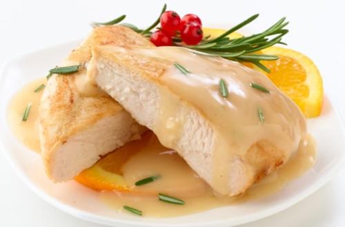 Orange & Rosemary Chicken