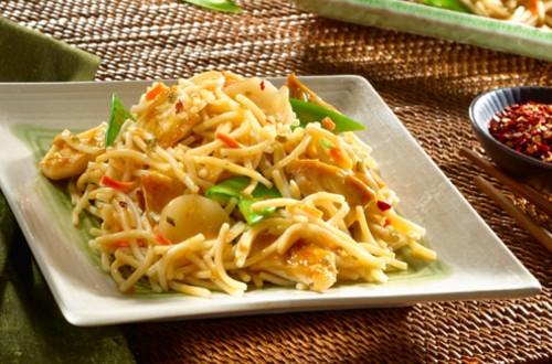 Spicy Chicken & Vegetables