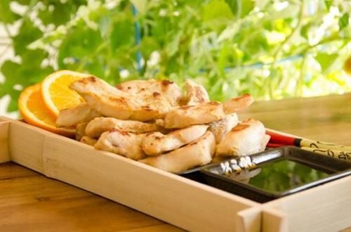 Asian BBQ Marinade