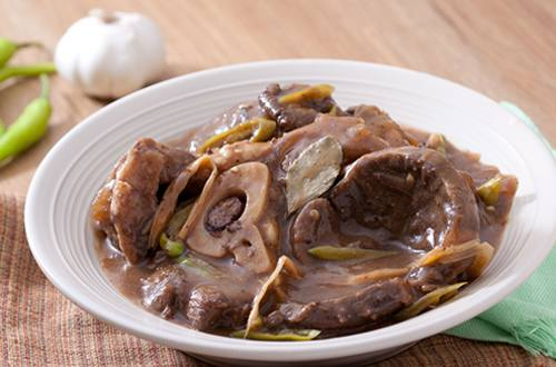 Paksiw na Bulalo Steak Recipe