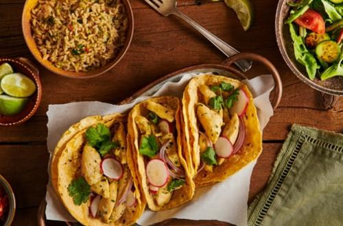 Knorr® Tacos de Pollo