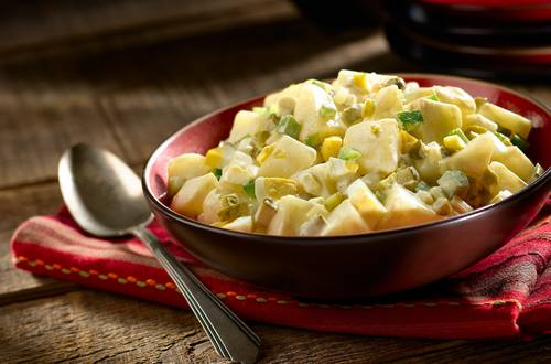 Martha's Hometown Favorite Potato Salad