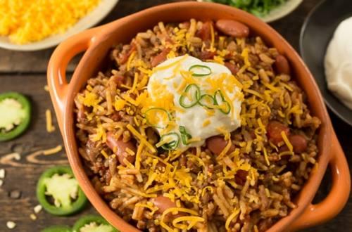 Fajita Chili Con Carne Knorr