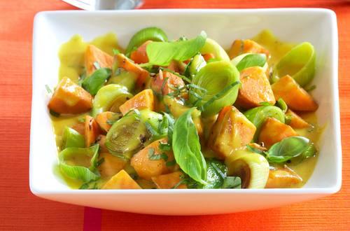 Knorr - Süßkartoffel Curry