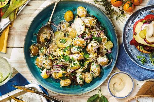 Hellmann's - Kartoffelsalat mit Kapern