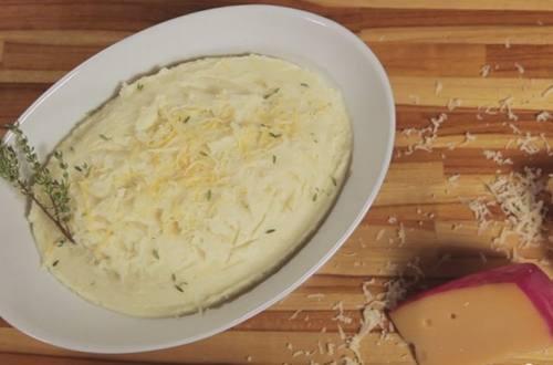 Puré 4 quesos