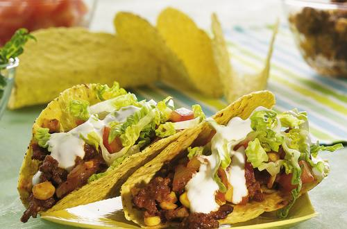 Knorr - Chili con Carne Tacos