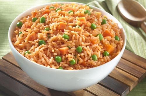 Mexican-Style Rice