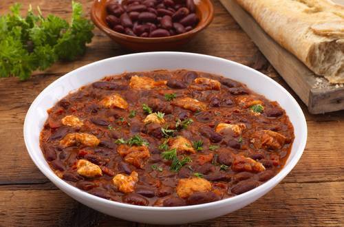 Knorr - Veganes Chili con Carne