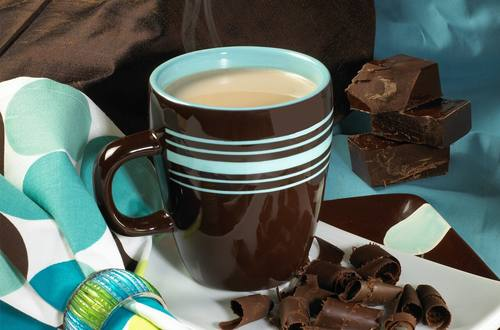 Hot 'N Spicy Chocolate Tea
