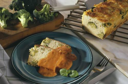 Knorr - Nudel-Broccoli-Kuchen