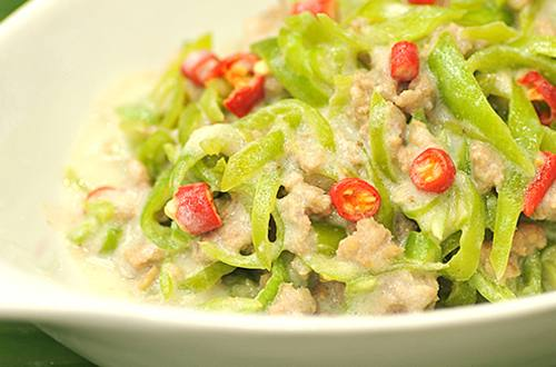 Spicy Bicol Express Recipe