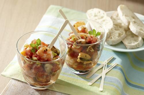 Knorr - Frutti di Mare in Tomatensauce