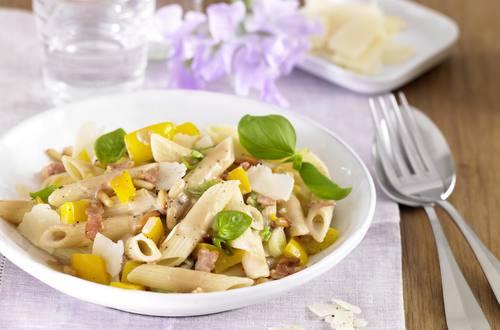 Knorr - Pasta mit Paprika und Speck