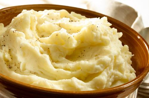 Super-Moist & Creamy Mashed Potatoes Recipe