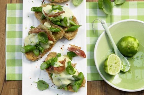 Knorr - Antipasti von grünem Spargel