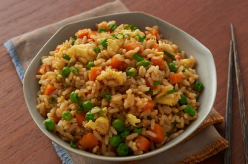 Veggie Fried Rice