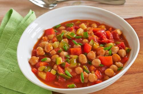 Knorr - Gemüse Chili mit Kichererbsen