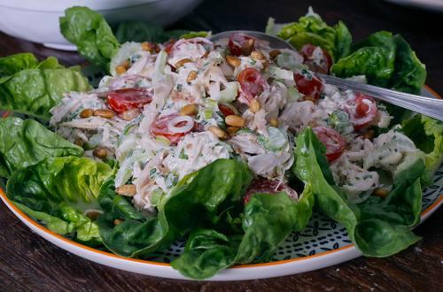 Hellmann's - Poulet Salat