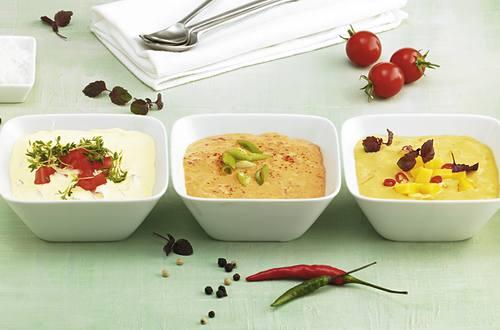 Knorr - Leichte Spargel-Saucenideen