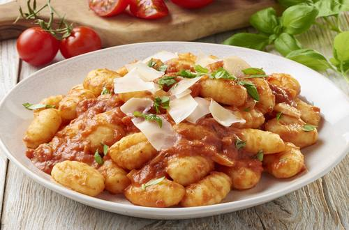 Gnocchi in Tomatensauce