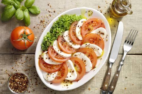 Knorr - Tomaten Mozzarella Salat