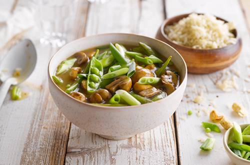 Vegetarische Thaise Siam
