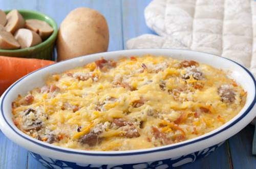 Chicken Breakfast Casserole Recipe