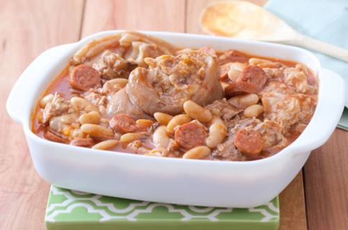 Pata Beans Recipe