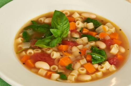 Soupe Minestrone Classique