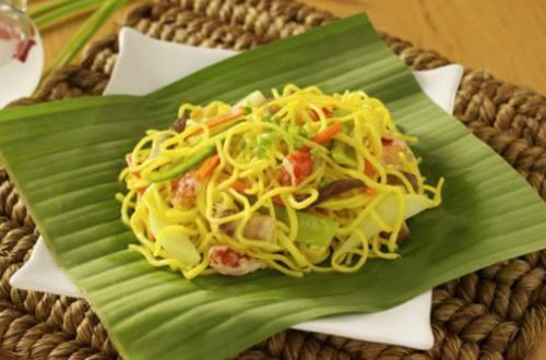 Pansit Lucban Recipe