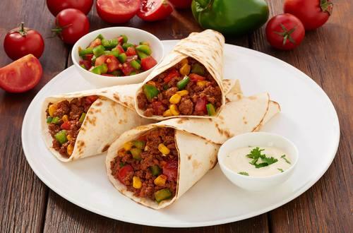 Knorr Enchiladas