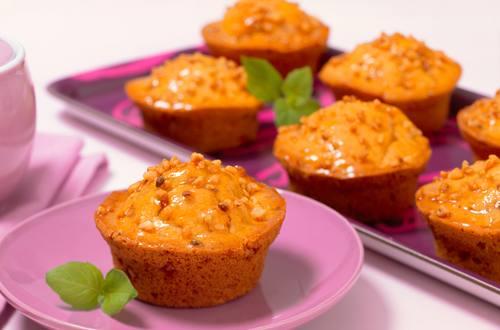 Mini-Kürbis-Muffins