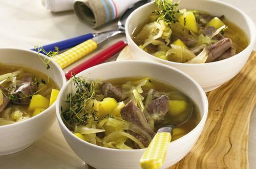 Knorr - Weißkohl-Stew