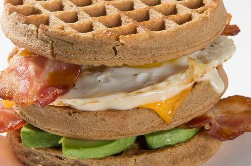 Waffle Club Strangewich