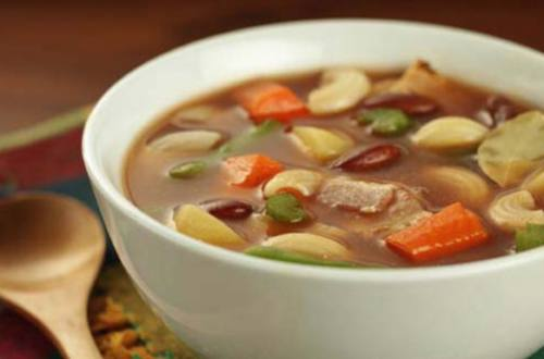 Minestrone Soup (Italian Style Soup) Recipe