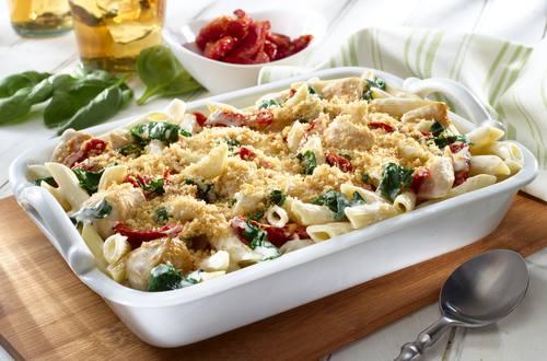 Knorr - Spinat-Hühner-Auflauf