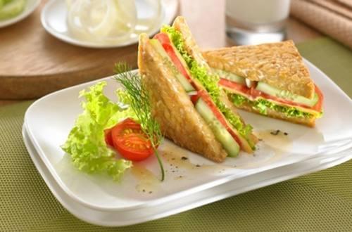 Tempe Sandwich Ebi