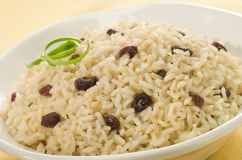 Simple Caribbean Rice