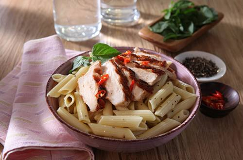 Grilled Chicken Pasta Recipe