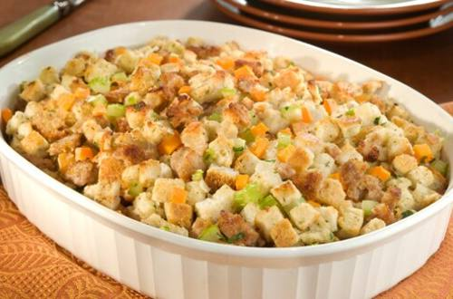 Holiday Stuffing