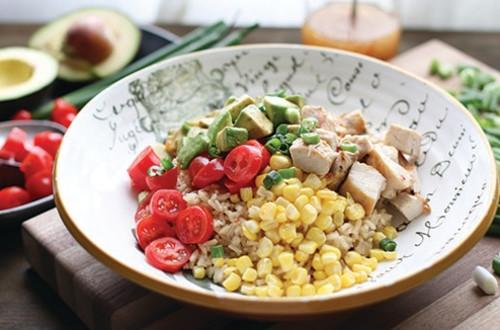 Farmstand Dinner Bowl