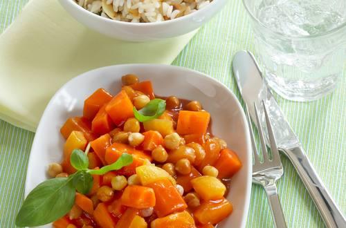 Knorr - Möhren-Kichererbsengemüse