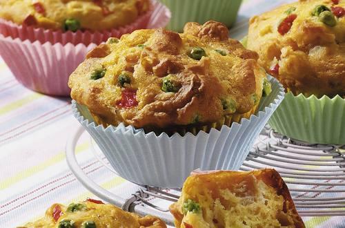 Knorr - Gemüse-Muffins