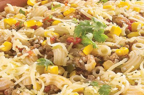 Mexican Macaroni Recipe
