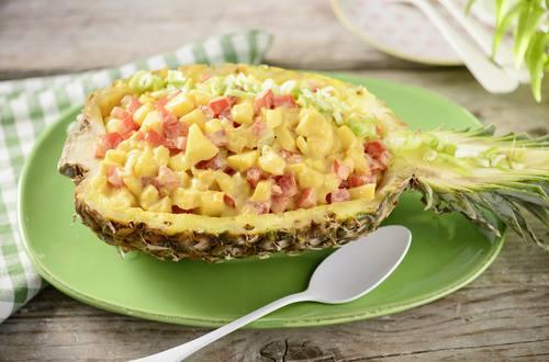 Knorr - Ananas-Tomaten-Salsa