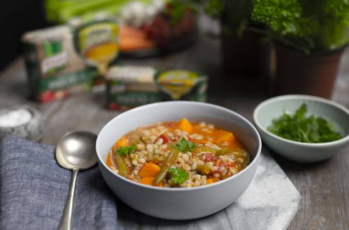 Slowcooker Vegetable Soup